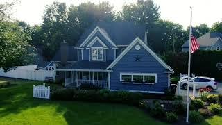Beaulieu Home Improvement Drone Footage