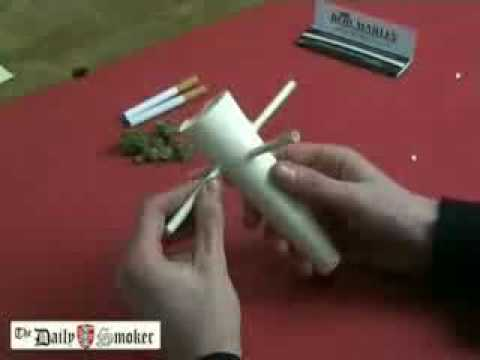 DailySmoker - How to roll a joint - Twinsisters | Doovi