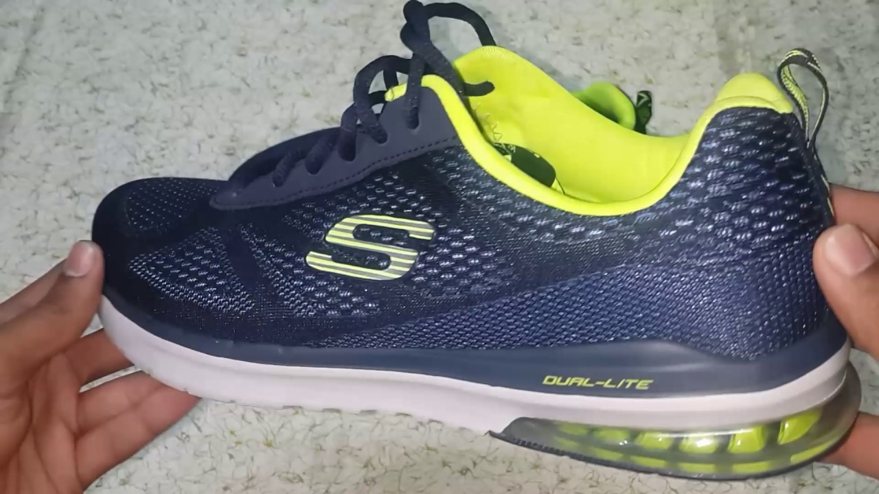 new authentic new list half off Skechers Skech-Air Infinity Shoes Retail shop tried to scam me.