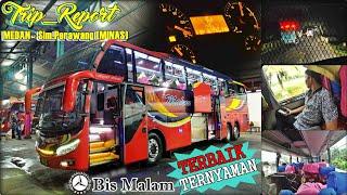 #TRIP BUS S.VIP TERNYAMAN MAKMUR...!!!! | tronton OC500RF 2542 | Obrolan hangat crew serasa keluarga