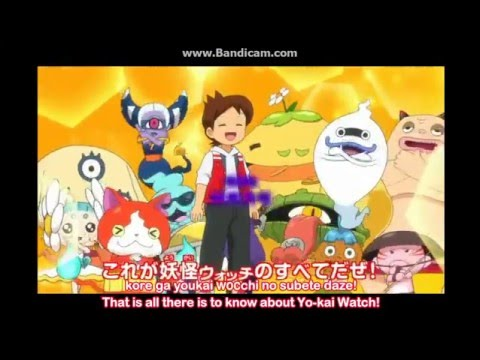 Yo-Kai Watch Movie Opening (Japanese Ver.)