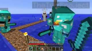 MyCraft S2E96 : Mob Farm - الموب تراب الخرافي