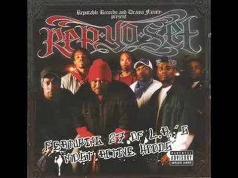 Long Beach Insane Crips - Where I'm From