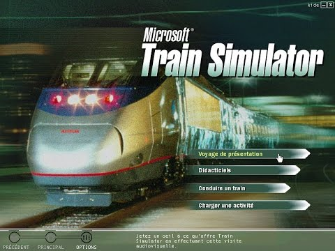 Microsoft Train Simulator 2 Full PC Game