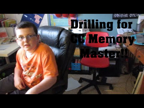 Drilling for CC Memory Master!