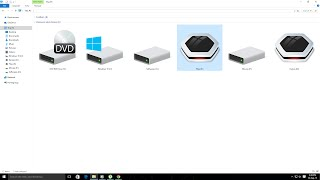 How to Change Hard Disk Drive Icon on Windows 7,8,10