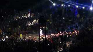 Beyoncé - Halo e Ah Lelek Lek Lek Lek - Brasília - 17/09/2013
