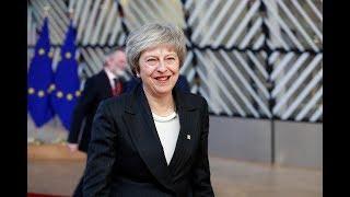 Brexit: Theresa May busca en líderes de la Unión Europea garantías sobre acuerdo
