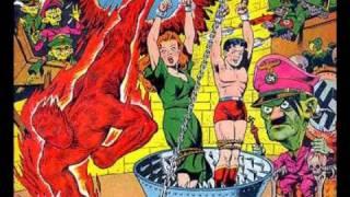 Deconstructing Propaganda: World War II Comic Book Covers, Episode 4