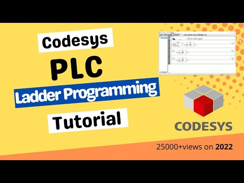 Codesys PLC programming examples with Clock application