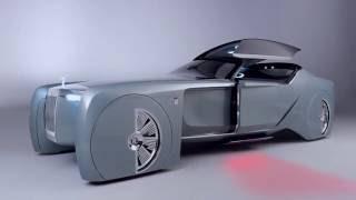 Customer Experience... di lusso con la Rolls-Royce Vision Next 100