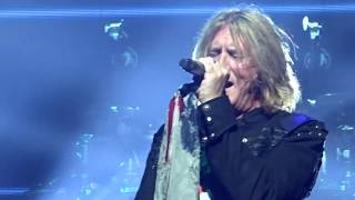 Def Leppard -  When Love and Hate Collide & Let's Get Rocked - Prague 2019