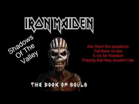 Клип Iron Maiden - Shadows of the Valley