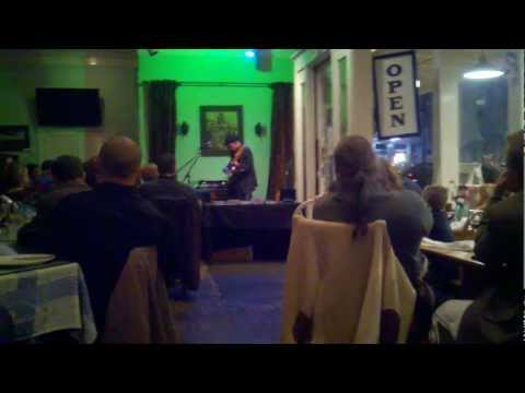Phil Keaggy - Live @ the Mercantile, Franklin, TN 2/24/2012 #1 - Electric Solo
