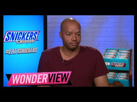 Donald Faison talks Stacey Dash friendship and why CaCee Cobb is his perfect match