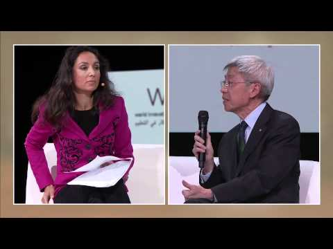 Educational Challenges in a Changing World - WISE 2013 Plenary Session