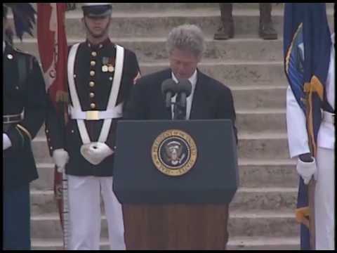 50th Anniversary of D-Day Invasion Ceremonies