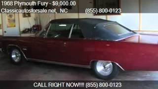 1968 Plymouth Fury Sport for sale in Nationwide, NC 27603 at #VNclassics