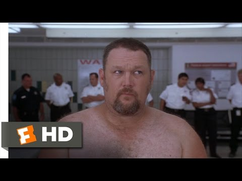 Witless Protection (8/9) Movie CLIP - Body Cavity Search (2008) HD