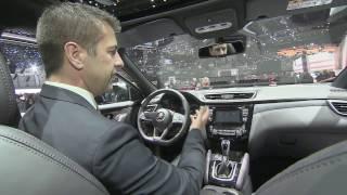 New Nissan Qashqai Unveiled at Geneva Motor Show 2017