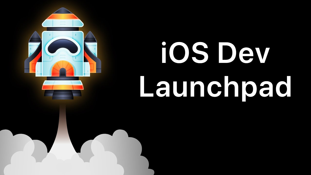 iOS Dev Launchpad - Beginner Course Overview