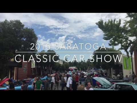 2015 Saratoga Classic Car Show by Cool Car Club