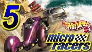 Let's Play Hot Wheels: Micro Racers, ep 5: The final competitor