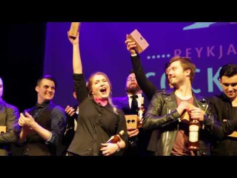 Reykjavík Cocktail Weekend 2017 Fimmtudagur