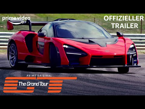 Ob das gut geht? | The Grand Tour | Offizieller Trailer | Prime Video DE