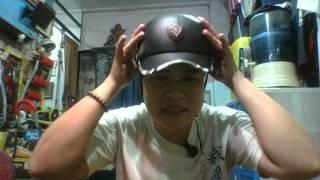 Baseball Cap Design Helmet from Nexttex Review