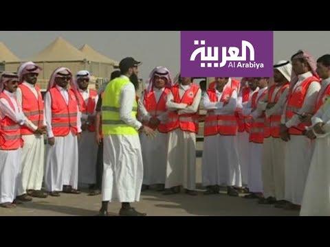 متطوعون سعوديون لإغاثة العالقين في البر  - نشر قبل 18 ساعة