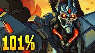 Terminus 101% Damage Reduction! | Paladins thumbnail