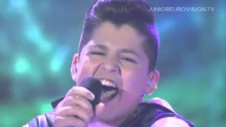 Ruslan Aslanov - Volshebstvo (Magic) (Belarus) LIVE Junior Eurovision Song Contest 2015