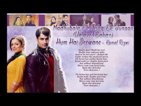 Yalancı Bahar - Hum Hai Deewane  (Arijit Singh) Slow
