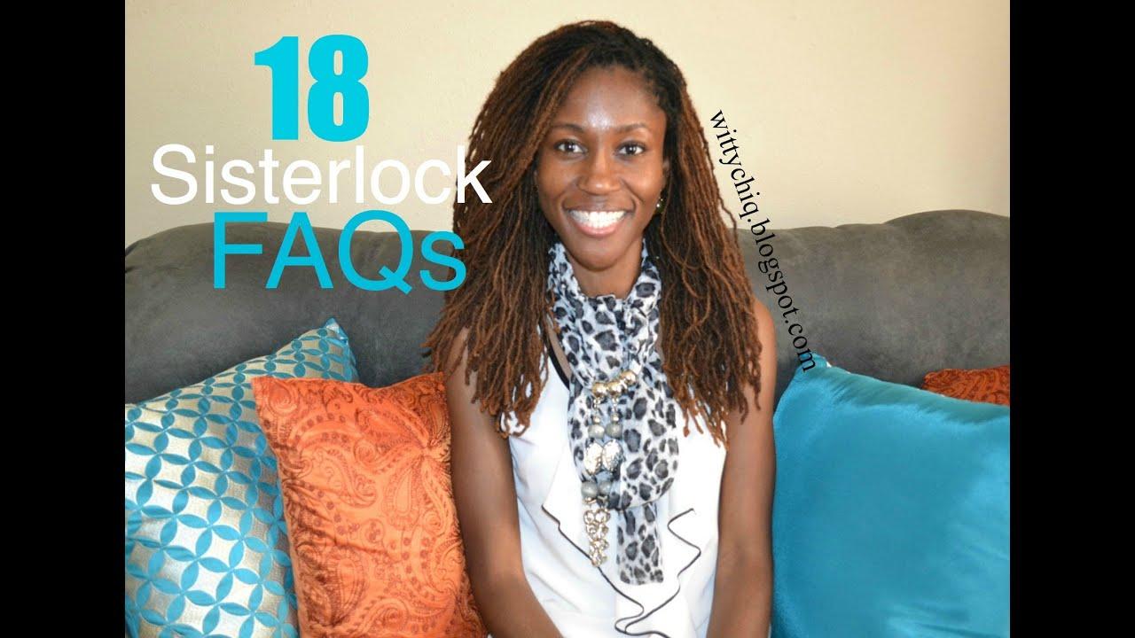 Sisterlock Talk #2 | 18 Sisterlock FAQS - YouTube