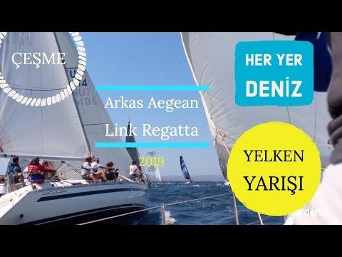 Yelken Yarışı Çeşme - Serkan Yıldız'la Her Yer Deniz (5. Bölüm) #5