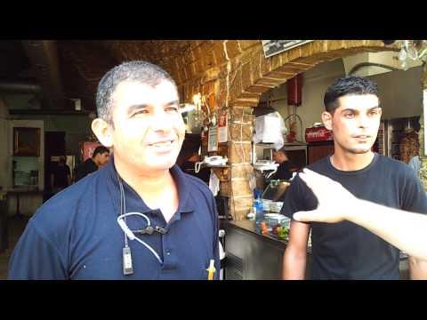 Abu Al Afiah bakery in Jaffa. 09.07.2013