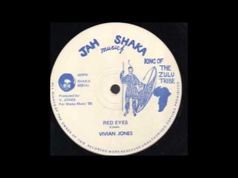 12'' Vivian Jones - Red Eyes