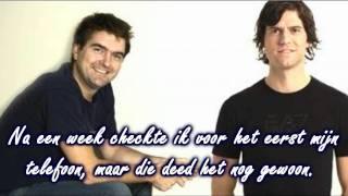 Keizer en de Munnik - Kijk Me Na (Lyrics)