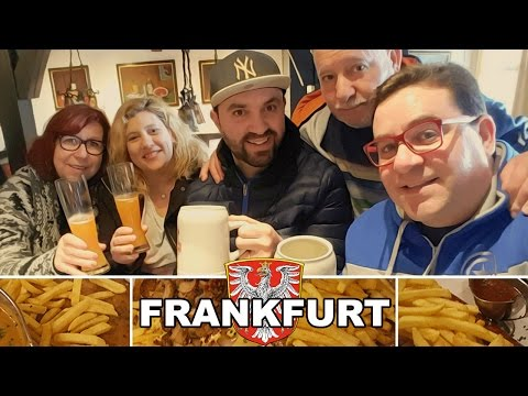 FRANKFURT E RESTAURANTE XXXXXL | DAILY RIC #45 [ALEMANHA]