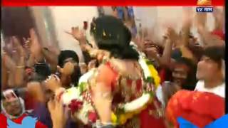 Is It A Sign of Relief To Radhe Maa 6th October 2015