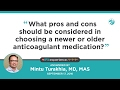 What are my options for anticoagulation therapy for Atrial Fibrillation?