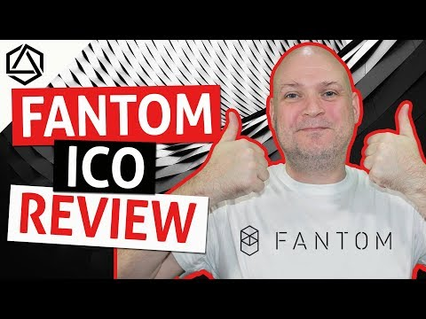 FANTOM ICO Review! DAG Based Smart Contracts!