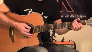 vuclip Guitare acoustique, les 10 rythmiques essentielles.