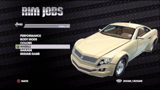 SAINTS ROW: THE THIRD- HOW TO CUSTOMIZE NON CUSTOMIZABLE VEHICLES!