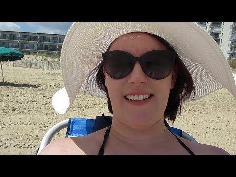 VLOG ~ Ocean City Maryland Family Vacation 2017
