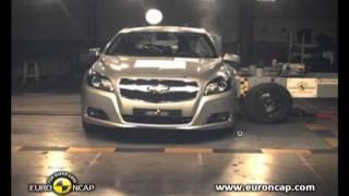 Chevrolet Malibu - Crash Tests 2011
