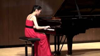 Tiffany Poon plays Chopin Nocturne Op.27 No.2 in D-Flat Major