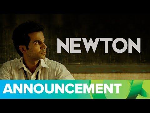 Newton Announcement | Rajkummar Rao - ...