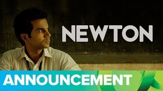 Newton | Rajkummar Rao Releasing on 22nd September 2017